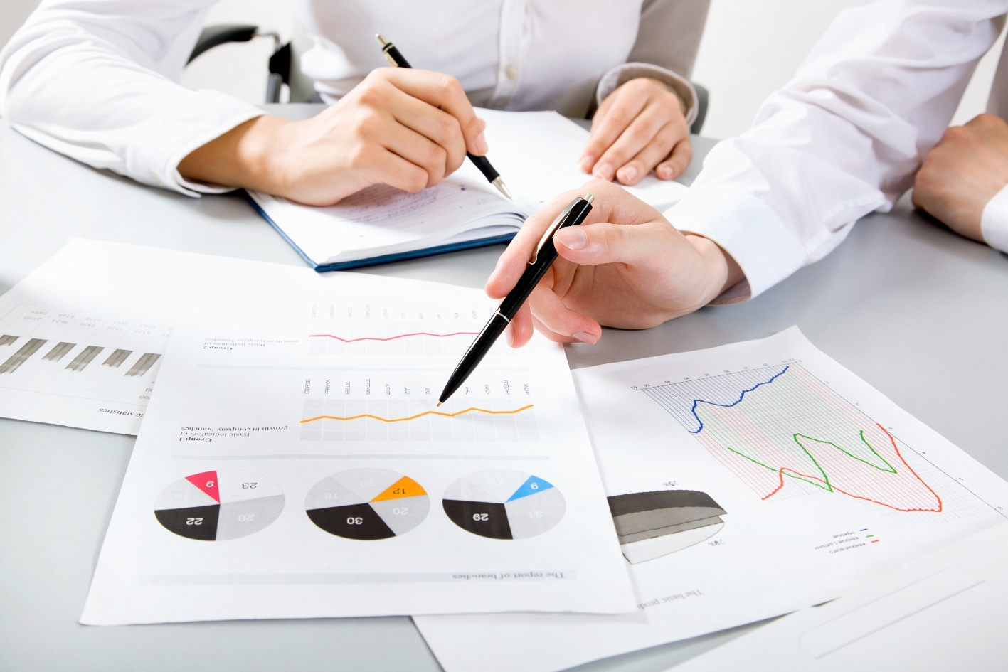 Business plan financial planning